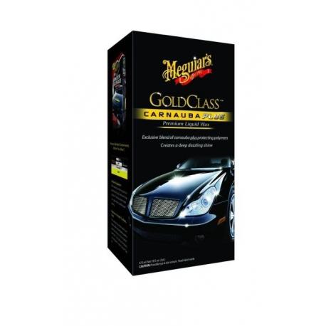 Meguiar's Gold Class Carnauba Plus Liquid Car Wax