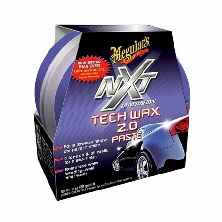 Meguiar's NXT™ Tech Wax 2.0 Paste