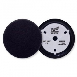 "Meguiar's Soft Buff 2.0, 7"" Foam Cutting Pad"