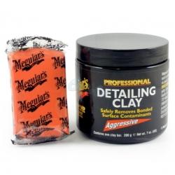 Jual Meguiars : Meguiar's Professional Detailing Clay Aggressive - Aplikasi dg menggosok scra berulang - dijual dg harga murah
