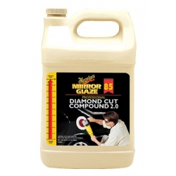 M8501 Diamond Cut Compound - 1 Gallon (3.78 Liter)