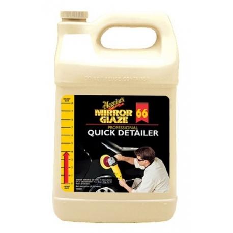 Meguiar's M6601 Mirror Glaze Quik Detailer - 1 Gallon (3.78 Liter)
