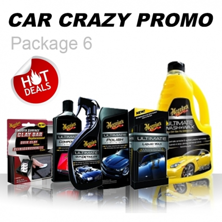 Car Crazy Promo Package VI