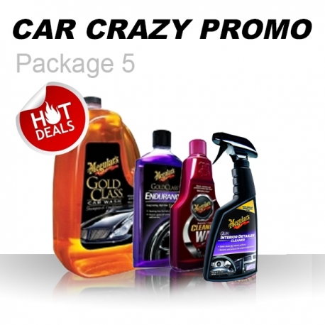 Car Crazy Promo Package V
