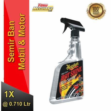 Meguiar's Hot Shine Tire Spray Trigger