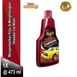 Meguiar's Clear Coat Rubbing Compound