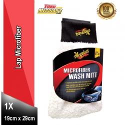 Jual Meguiars : Meguiar's Microfiber Wash Mitt - hasil cucian menjadi bebas swirl ketika mengangkat kotoran - harga jual online