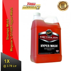 Meguiar's D11001 Hyper-Wash, 1 Gallon (3.78 Liter)