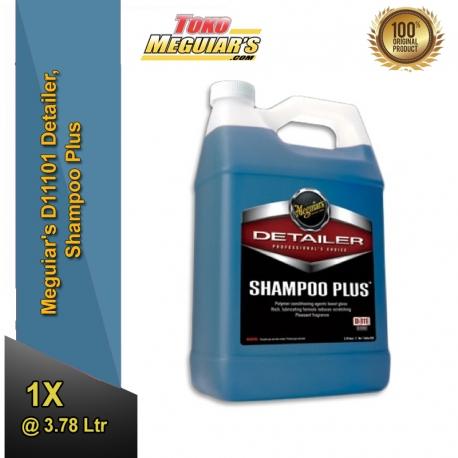 Meguiar's D111 Detailer, Shampoo Plus™, 1 Gallon