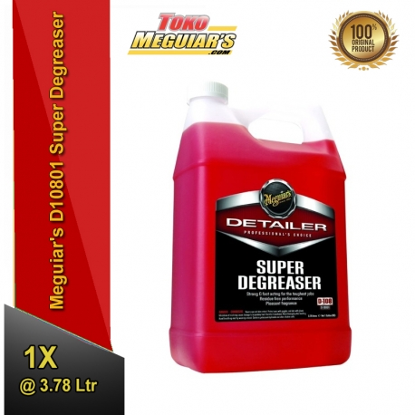 Meguiar's D10801 Super Degreaser - 1 Gallon (3.78 Liter)