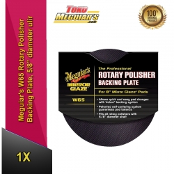 "Meguiar's Rotary Polisher Backing Plate, 5/8"" diameter ulir"