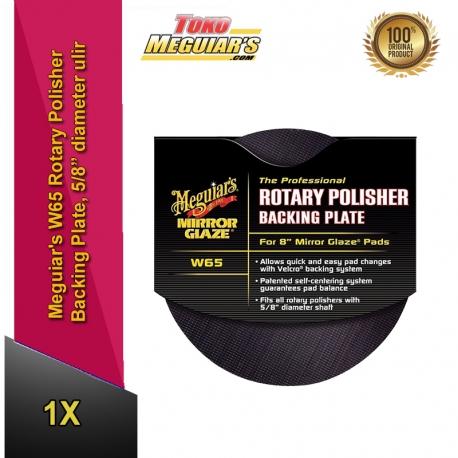 "Meguiar's Rotary Polisher Backing Plate, 5/8"" diameter ulir"