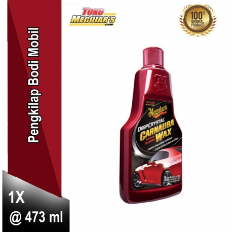 Meguiar's Deep Crystal Carnauba Wax-Liquid