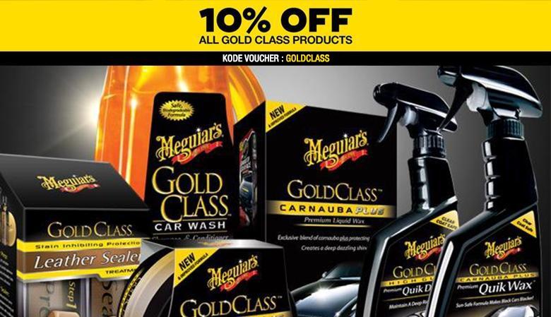 Gold Class Promo