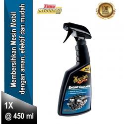 Meguiar's Engine Clean Spray - pilihan enthusiast untuk membersihkan mesin dengan aman, efektif dan mudah.