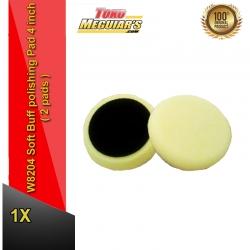 Jual Meguiars : W8204 Soft Buff polishing Pad 4 inch ( 2 pads ) - distributor dengan harga online