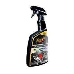 Meguiar's G180124 Ultimate All Wheel Cleaner, 24 oz 709ml - Pembersih/Pengkilap Velg Mobil