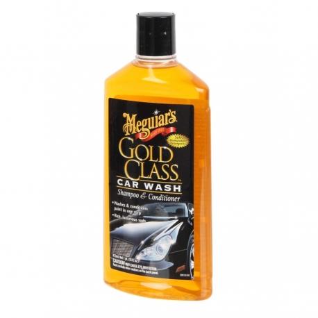 Meguiar's Gold Class Car Wash Shampo Mobil & Conditioner 473ml - G7116